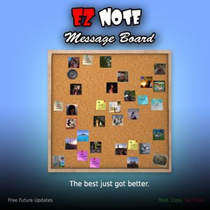 EZ-Note Message Board