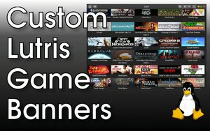 Custom Lutris Game Banner Images
