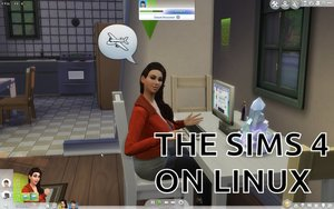 The Sims4 on Linux